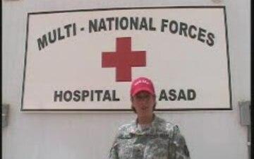 Staff Sgt.  Morrow