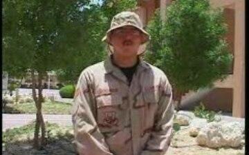 Senior Airman Ediberto Castro