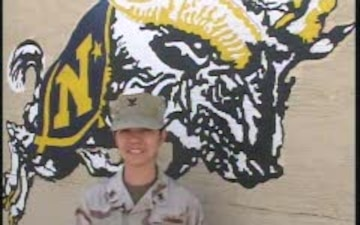 Petty Officer 2nd Class Nicholette Figuera