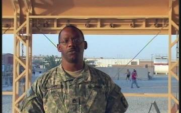 Staff Sgt. Reginald Wright