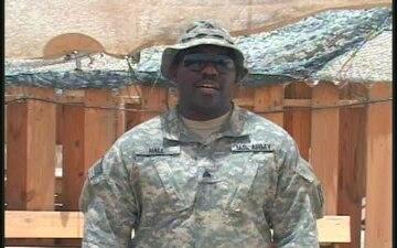Sgt. Charles Hall