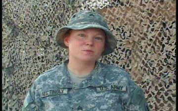 Sgt. Mary Mattingly
