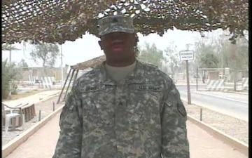 Sgt. Teah Dixon