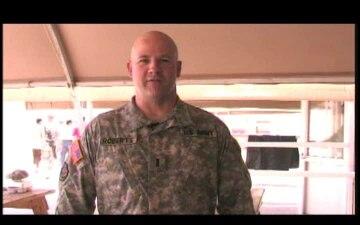 1st Lt. John Roberts