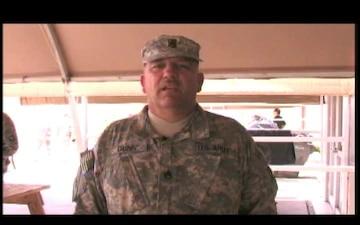 Staff Sgt. Robert Dunn