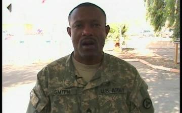 Sgt. 1st Class Derick Smith