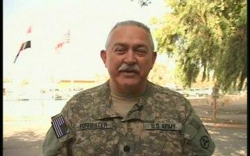 Lt. Col. Don Forrester