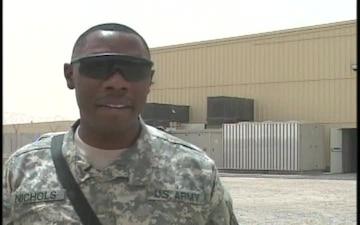 Pvt. Branden Nichols