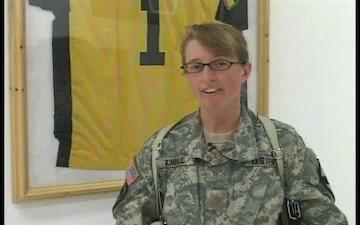 Maj. Mindy Kimball