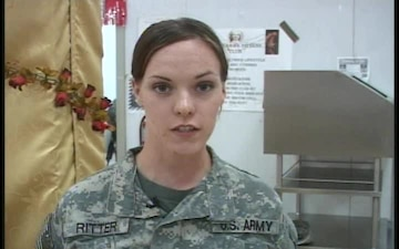 Cpl. Katie Ritter