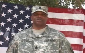 1st Sgt. Donald Mills