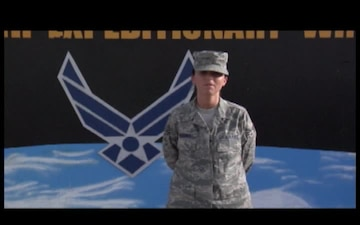 Senior Airman Rachael Prehna