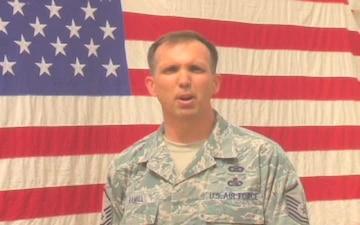 Master Sgt. Michael Hamill
