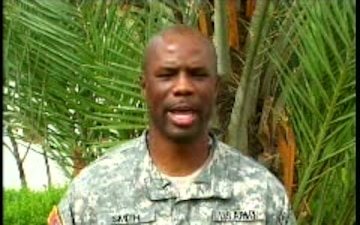 Sgt. Maj. Eric Smith