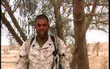 Gunnery Sgt. William Harris