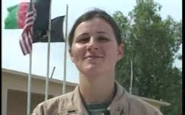 1st Lt. Liz Eaton