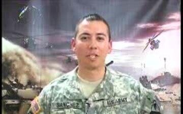 1st Lt. Julio Sanchez