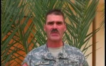 Master Sgt. Frank Liles