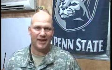 Maj. Michael Watto