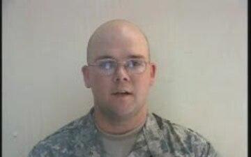 Spc. Michael Martin