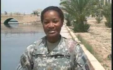 Maj. Paula Martin