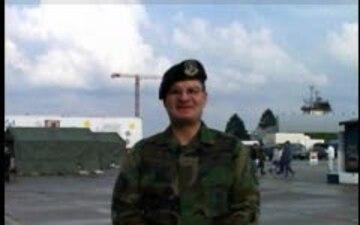Staff Sgt. Charles Stevenson