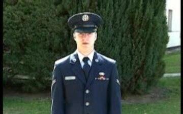Airman 1st Class Aaron Waker