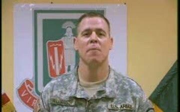 Master Sgt. John Williamson