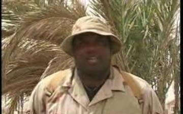 Staff Sgt. Aery Peters