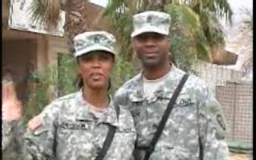 Sgt. 1st Class Marsha Anderson