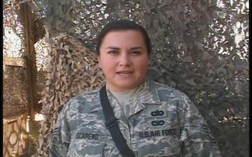 Tech. Sgt. Anna Escareno
