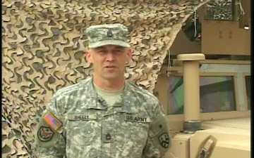 Sgt. 1st Class Christopher Sheely
