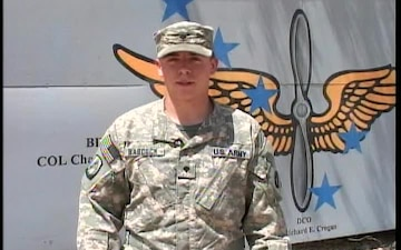 Spc. Zachary Babcock