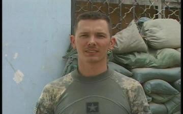 1st Lt. Matthew Stalcup