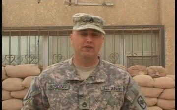 Staff Sgt. Benjamin Harding
