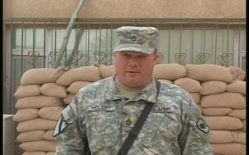 Staff Sgt. Michael Holley