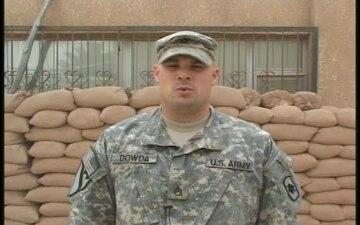 Staff Sgt. Josh Dowda