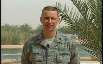 Lt. Col. Glenn Wright