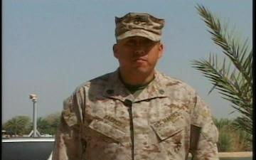 Staff Sgt. Benito Barrios