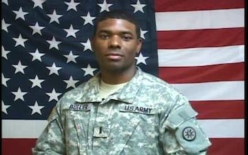 1st Lt. Damien Bulter