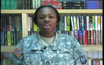 Staff Sgt. Redgine Lundy