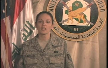 Tech. Sgt. Shelli Martin