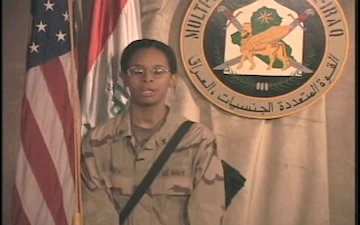 Petty Officer 2nd Class Sharai Smith