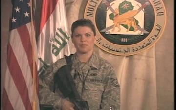 Tech. Sgt. Peggy Milashouskas