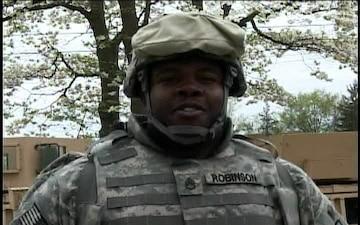 Staff Sgt. Andre Robinson
