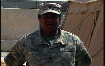Staff Sgt. Charlotte Perry