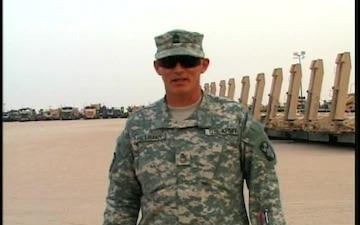 Master Sgt. Roy Hillman