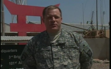 Chief Warrant Officer John Greiner