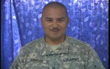Sgt. Raul Carbajal