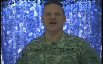 Maj. Michael BIRMINGHAM